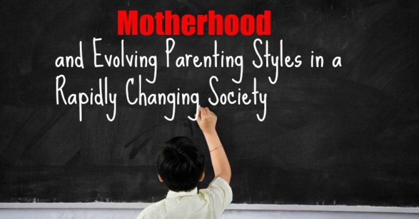evolving parenting styles