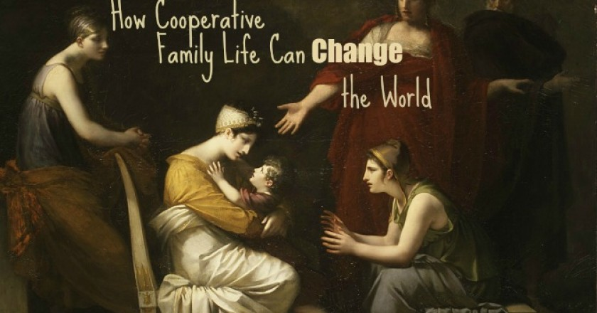 cooperative family life