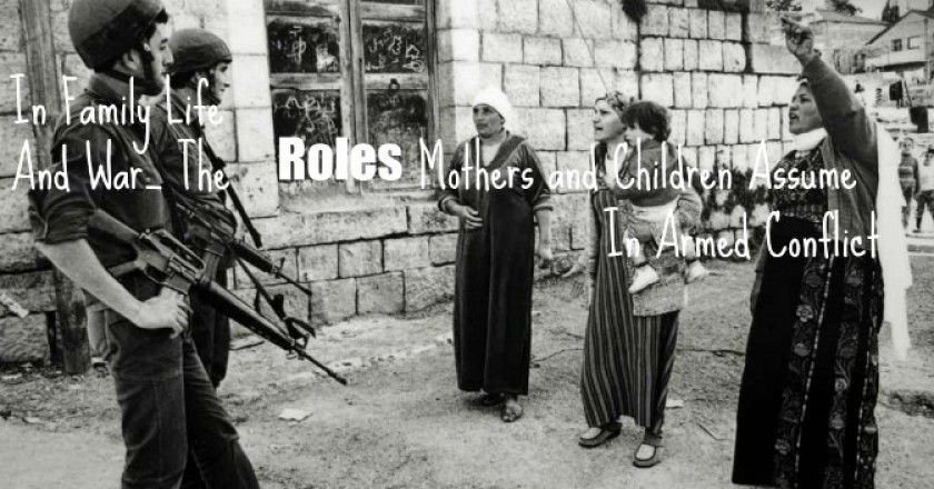 family life and war